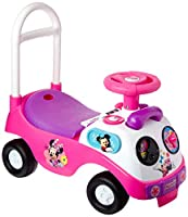 Disney Minnie Mouse My First Activity Ride-On by Kiddieland
