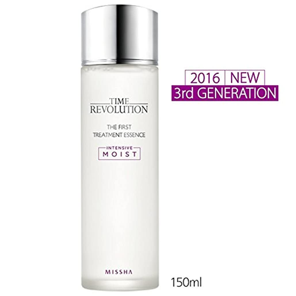 [No case] MISSHA Time Revolution The First Treatment Essence [Intensive Moist] 150ml/[ケースなし] ミシャ タイム レボリューション...