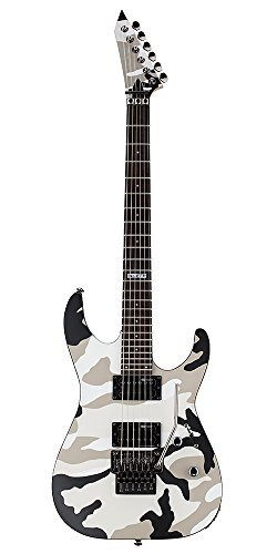 ESP M LM200BDC Solid-Body Electric Guitar Black Desert Camo [Pick Jesus] [並行輸入品]