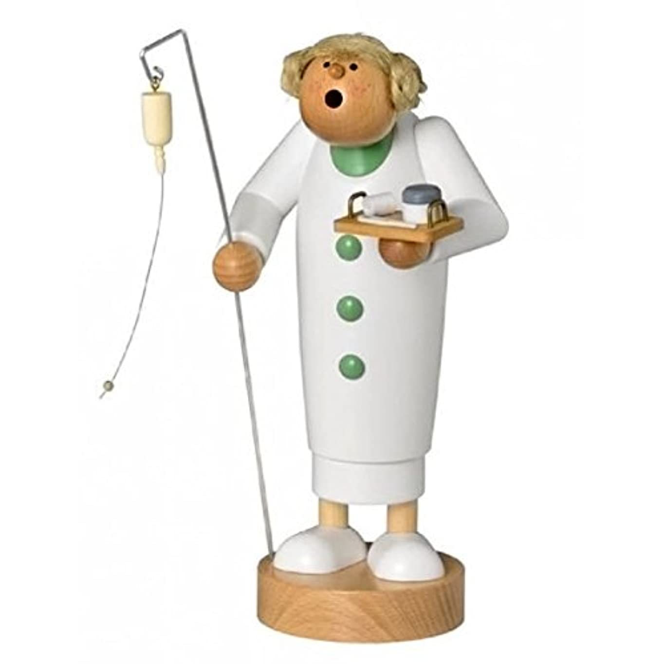 正直アスレチックカビ看護婦Medicine German Smoker Incense Burner – ドイツ製 – Over 9 Inches Tall