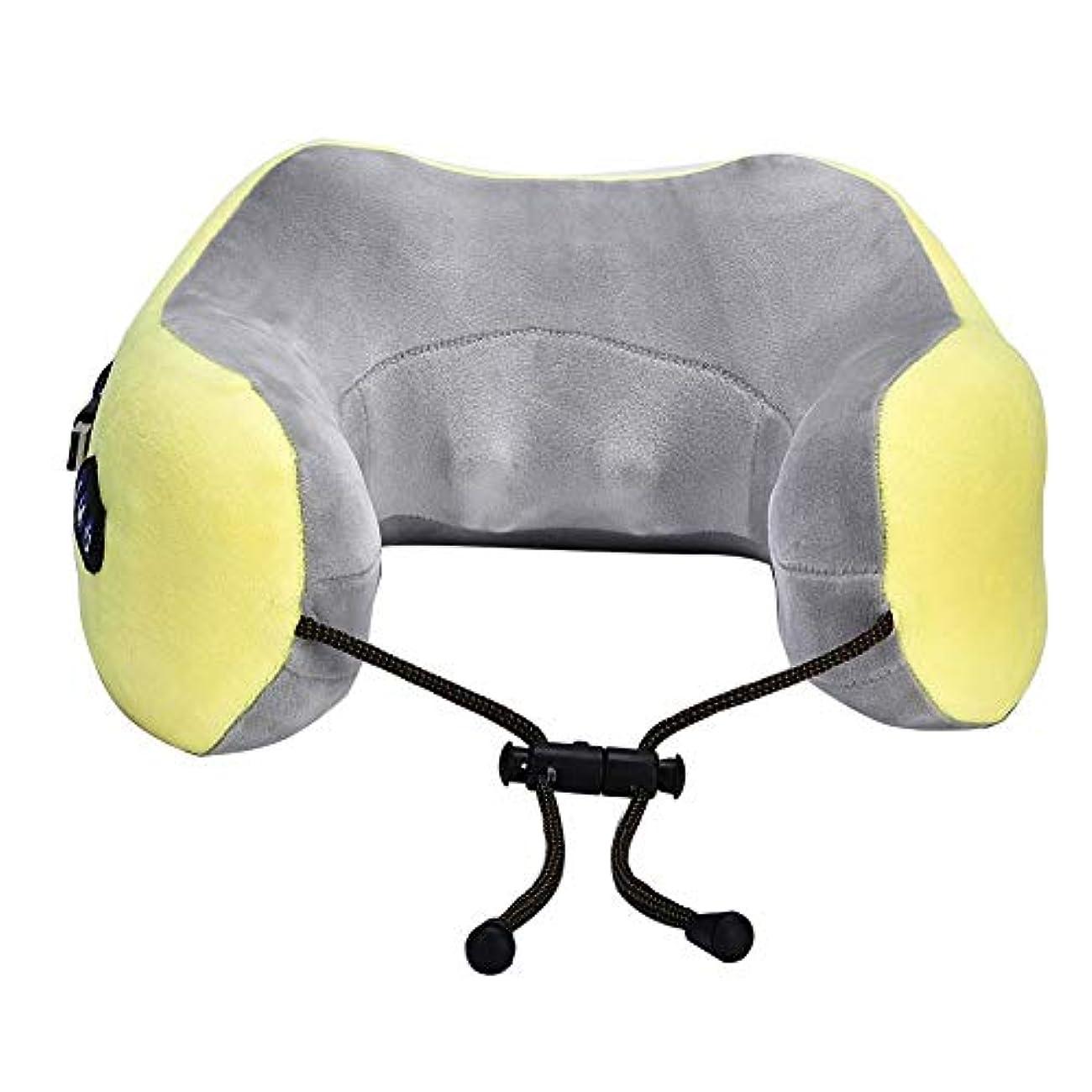 コンドーム極端な旅行代理店首?マッサージャー、深いレベルの首のマッサージャー男性/女性/ママ/お父さんのための最高の贈り物のために存在 - 首、背中、肩、ウエスト、脚、足と筋肉のための深い混練マッサージ