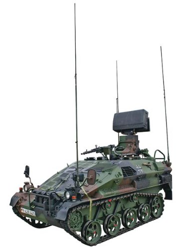 1/35 空挺軽装甲車 LeFlaSys「AFF」