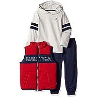 Nautica Sets (KHQ) (RJ7QG) Kids & Baby 3 Pieces Vest Pants Set