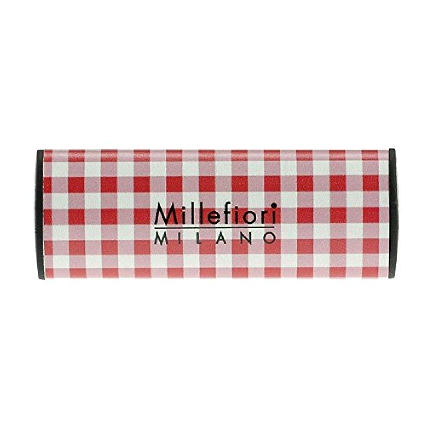 いつか小屋免疫するMillefiori カーエアフレッシュナー CHECK グレープフルーツ CDIF-F-002