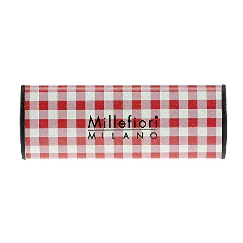 報酬道徳タイマーMillefiori カーエアフレッシュナー CHECK グレープフルーツ CDIF-F-002