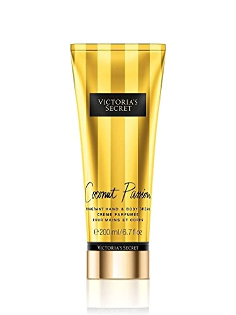 レコーダーワイン聖域Coconut Passion by Victoria's Secret Hand and Body Cream 200ml by Victoria's Secret