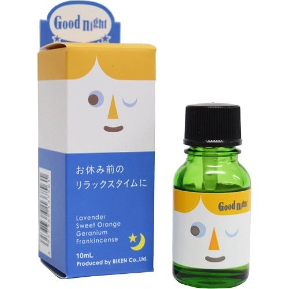 と組む練習日記デイリーアロマ 水溶性 消臭?除菌エッセンシャルオイル Good Night
