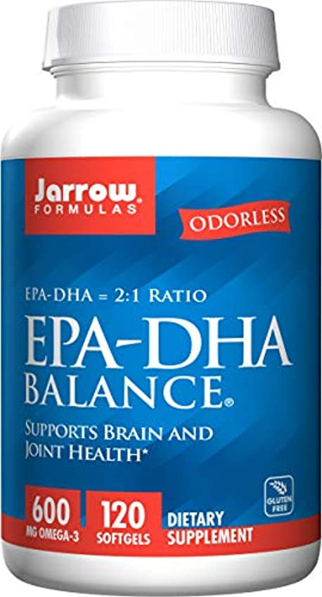 説得おびえたぎこちないEPA-DHAバランス 120Softgels
