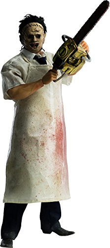 The Texas Chain Saw Massacre [悪魔のいけにえ] Leatherface [レザーフェイス] 1/6スケール ABS&PVC&POM製 塗装済み可動フィギュア
