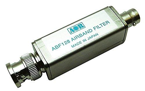 [해외]AOR VHF 에어 밴드 필터 BNC 용 ABF128/AOR VHF air band filter ABN 128 for BNC