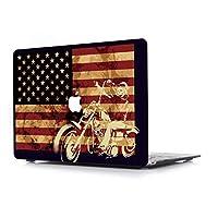 11.6インチMacBook Air用ケースCover - L2W PCアクセサリ硬質プラスティックパターン印刷プロテクタースリーブFor Apple MacBook Air 11インチ型番A1465/A1370,DH`26