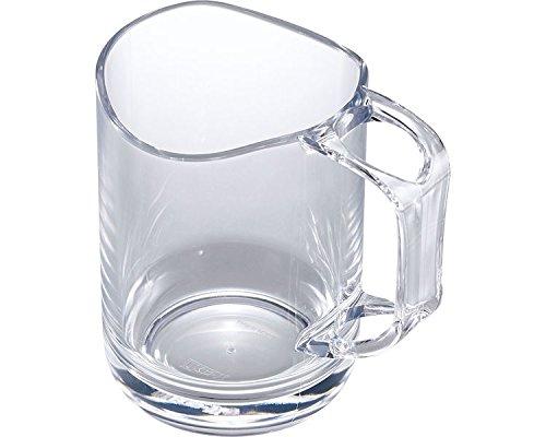 水が切れるスタンドマグ クリア (ライクイット) (食器)...