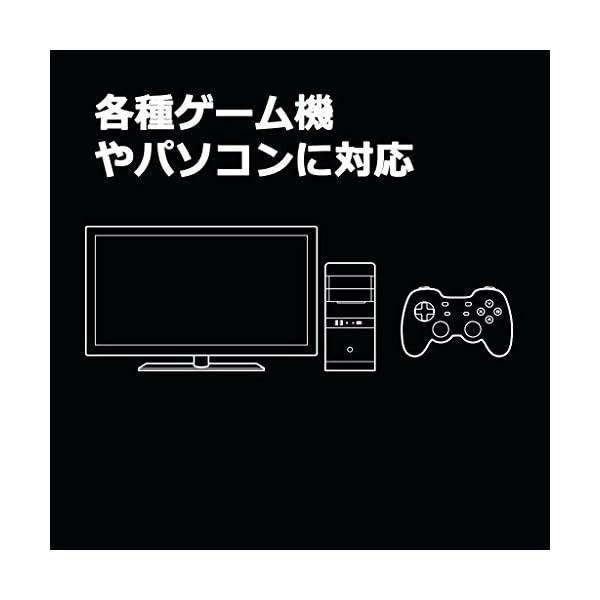 ゲーミングヘッドセット PS4 ロジクール G...の紹介画像7