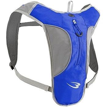 ボディメーカー(BODYMAKER) ランニングバッグ3 ブルー BR017BL