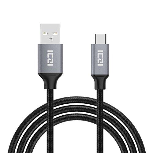 ICZI Nintendo Switchケーブル, USB Type C→USB-2.0 3mの長さ...