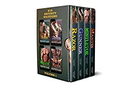 K19 Security Solutions Boxed Set Books 1-4 by [Slade, Heather]