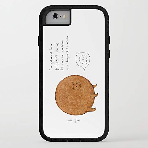 Society6 The Spherical Bear Adventure Case iPhone 7