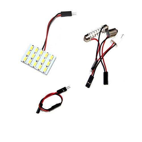e-auto fun LED ルームランプ 15連 サムスン...