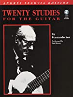 Segovia Guitar Bundle Pack: Includes Segovia 20 Studies for the Guitar and the Segovia Style