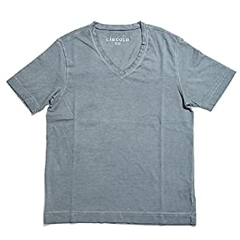 (チルコロ) CIRCOLO 1901 Vネック Tシャツ XSサイズ [並行輸入品]