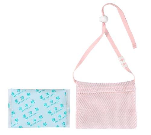 冷えクールパット ピンク カバー付 1コ入(1コ入)