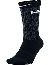 [ナイキ] メンズ 靴下 Nike Elite LeBron Quick Basketball Crew [並行輸入品]