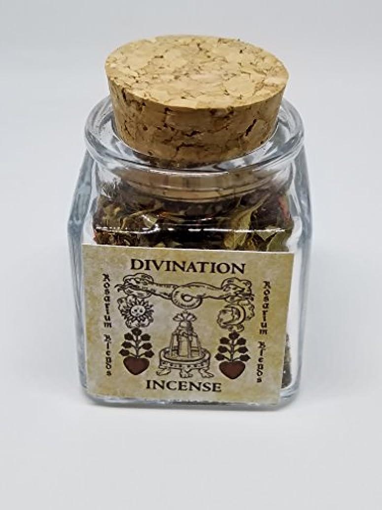 ペストリーコーンウォールきょうだい手作りお香ブレンド: Divination