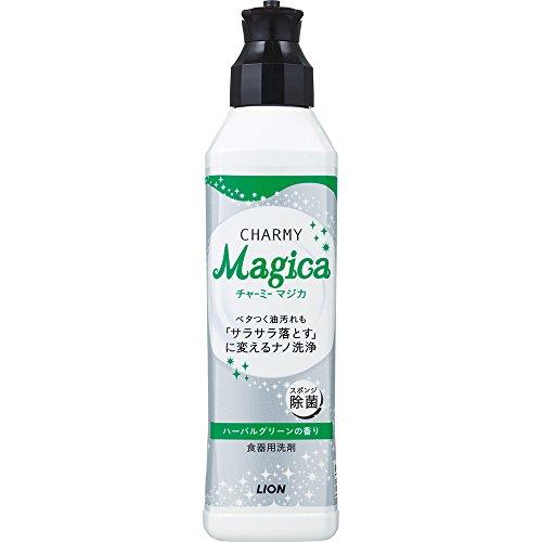 RoomClip商品情報 - チャーミーマジカ 食器用洗剤 ハーバルグリーンの香り 本体 230ml