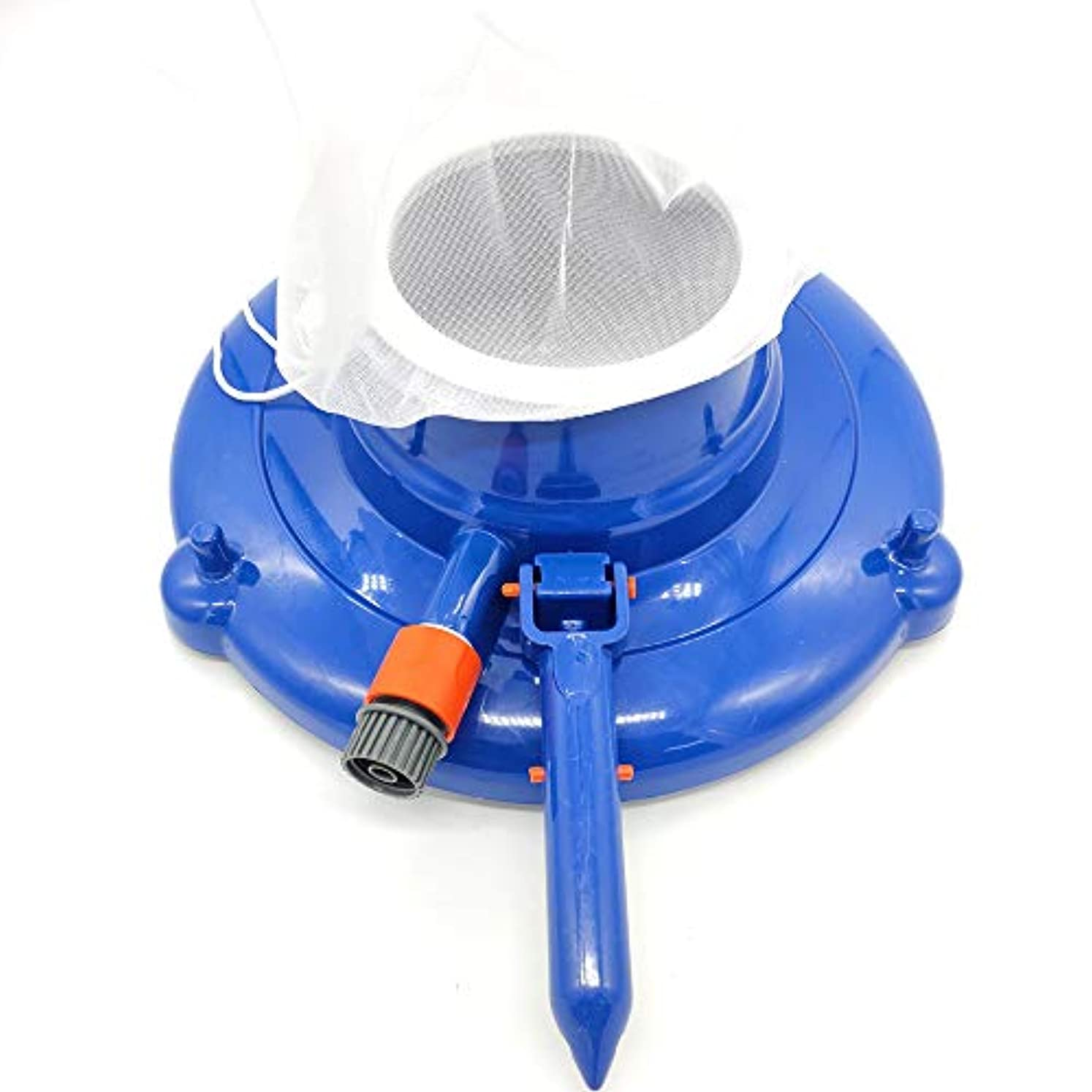 同等のアーティキュレーション評論家Benkeg プールクリーニングツールミニプール掃除機浮遊物プールサクションヘッドクリーニングネットキット