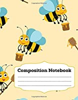 Composition Notebook: Wide Ruled Lined Paper Notebook Journal, Large (8.5 x 11 inches) - 100 Pages