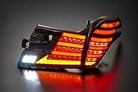 ROWEN(ロエン)LEDテールレンズ トヨタ ヴェルファイア 30系前期(年式 H27.1~H29.12 全グレード・ハイブリッド車対応)ライトスモーク/インナーレッド 1T018L00