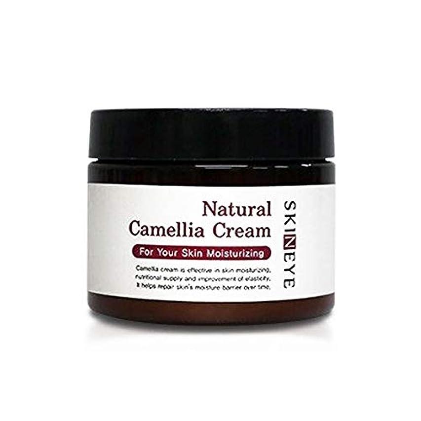 ホスト終点無駄なスキンアイナチュラル・発効、椿、クリーム100ml保湿クリーム、Skineye Natural Camellia Cream 100mlMoisturizing Cream [並行輸入品]
