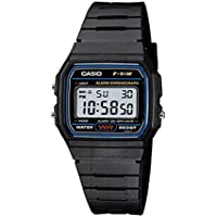 Casio F91W-1YEF Casual Water Resistant Digital Alarm Watch F-91W-1YEF New