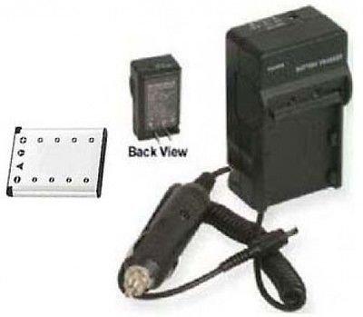 バッテリー+充電器for Olympus VR - 330、Olympus TG - 310、Olympus mju840、Olympus mju1040、Olympus x-960、Olympus fe-4050