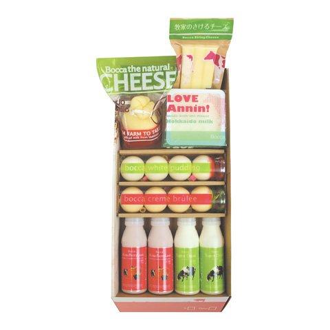 牧家 「乳製品詰め合わせギフトセット」