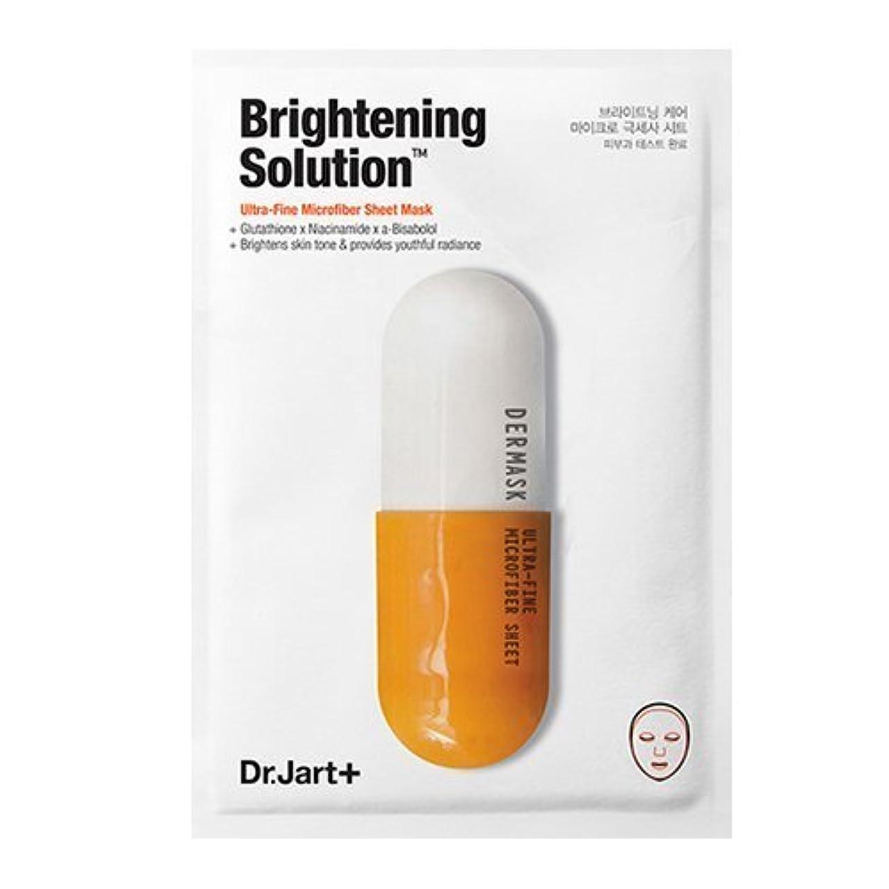 Dr. Jart [dr.jart +] dermaskマイクロジェット白液1EA [並行輸入品]