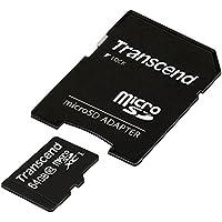 Transcend microSDXCカード 64GB Class10 TS64GUSDXC10