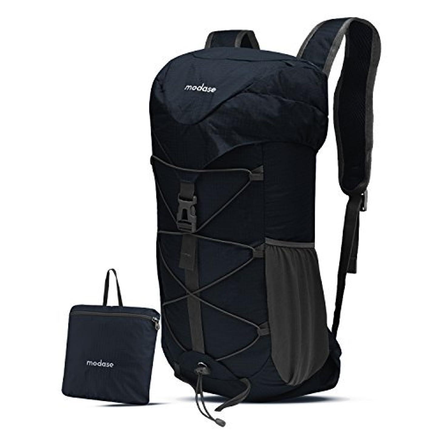 アロング包囲の面ではmodase Backpack, Hiking Backpack, Large 40L Lightweight Water Resistant Travel Backpack Daypack with Hip Belt for Outdoor Climbing Camping Hiking Travel - Packable Hiking Daypack [並行輸入品]