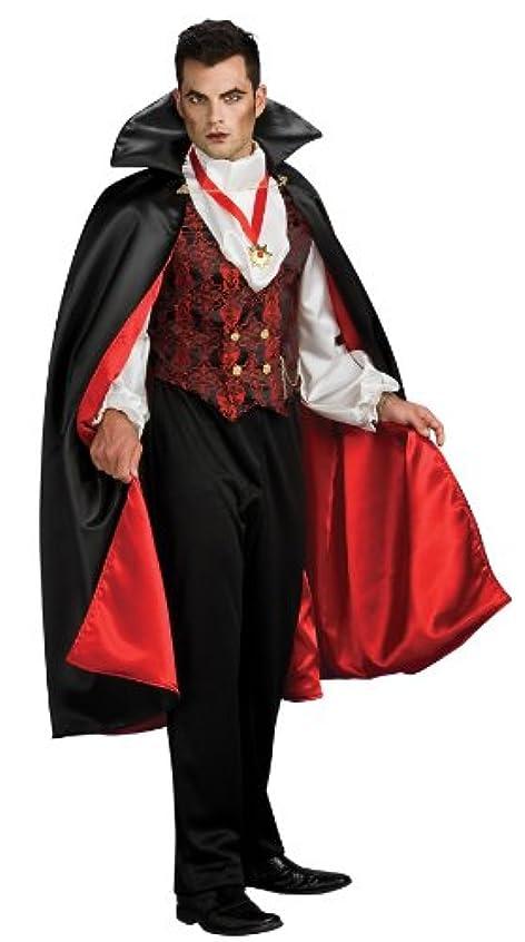ファイター大胆な認めるトランシルヴァニア ヴァンパイア 衣装、コスチューム 大人男性用