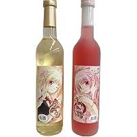 明利酒類  萌え系 うめ物語&うめワイン 2本セット