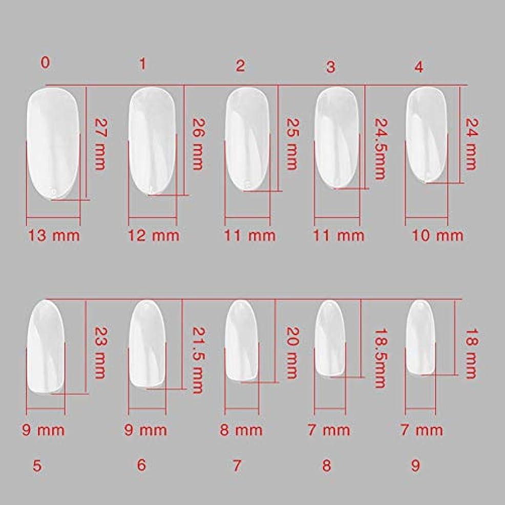 進化結核形Murakush 偽ネイル 偽爪 ネイルアート 50個 3d 自己接着 スライス ポリマークレイ diyネイル マニキュアの装飾 ネイルデコレーション 手作り 可愛い 6