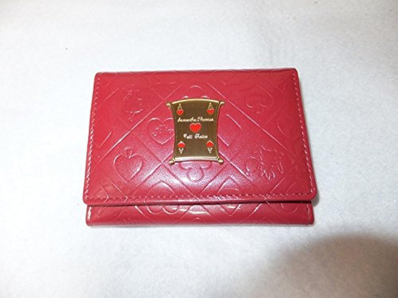 サマンサタバサプチチョイス不思議の国のアリス アリス マルチパスケース ミニ財布 コインケース ディズニー