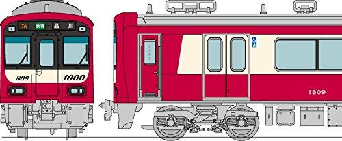 鉄道コレクション 鉄コレ 京急電鉄新1000形 1809編成 4両セット ジオラマ用品