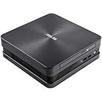 ASUS デスクトップ VivoMini VC65 (Core i5-6400T/Windows10/4GB/500GB/DVDスーパーマルチ/アイアングレー) VC65-G338Z