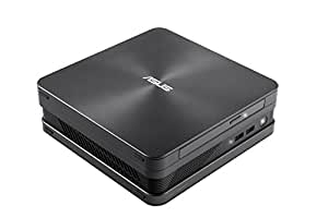 ASUS VivoMini VC65 ( Core i5-6400T /  Windows10 / 8GB / 1TB / DVDスーパーマルチ / アイアングレー ) VC65-G108Z