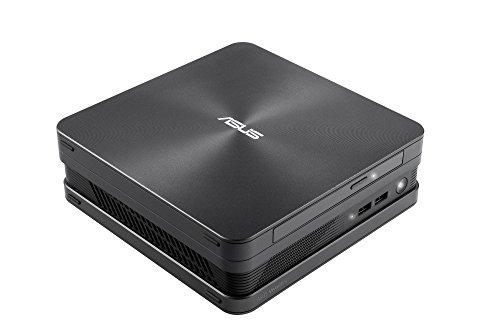 ASUS VivoMini VC65 ( G4400T /  Windows10 / 4GB / 500GB / DVDスーパーマルチ / アイアングレー ) VC65-G339Z