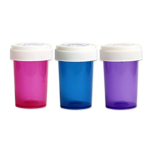 ピルケース - Medicine Pill CASE 【Medium】 3PACK (ASSROT②)