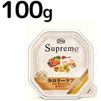 【ニュートロ】シュプレモ(Supremo)★カロリーケア★全犬種用【子犬用】100g(24個セット)
