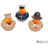 Marine Rubber Duckies [並行輸入品]