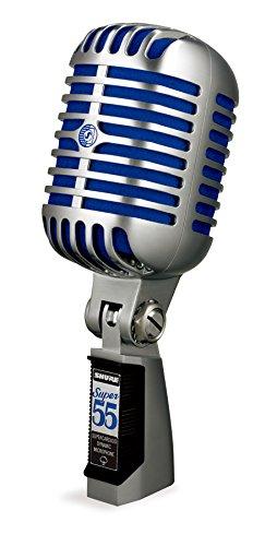 [해외]SHURE 다이나믹 마이크 Super 55 Super 55-X 국내 정품/SHURE Dynamic microphone Super 55 Super 55-X domestic regular item